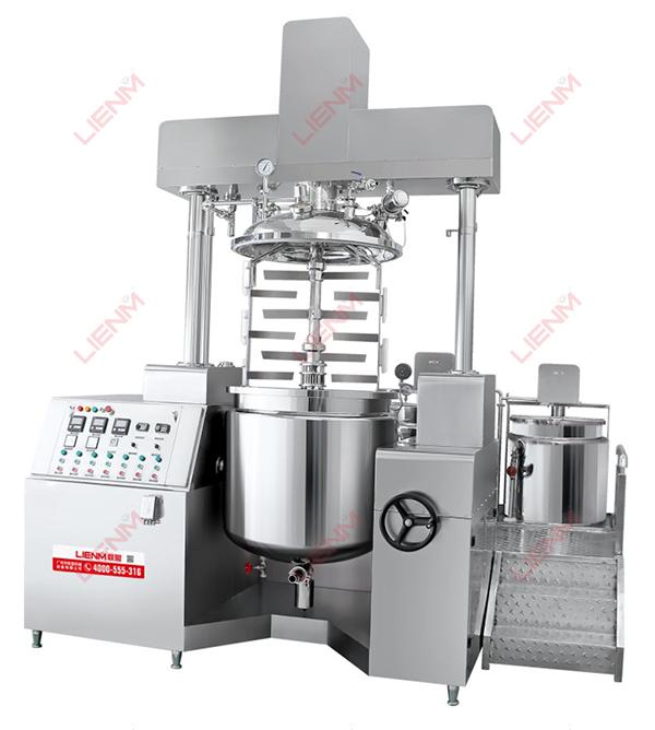 均质乳化机中真空泵选用的常见问题