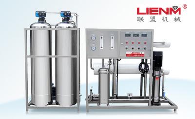 LM-RO-A一级反渗透纯水装置(不锈钢桶/石英砂过滤/活性炭过滤)