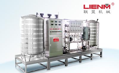 二级反渗透纯水装置+EDI装置