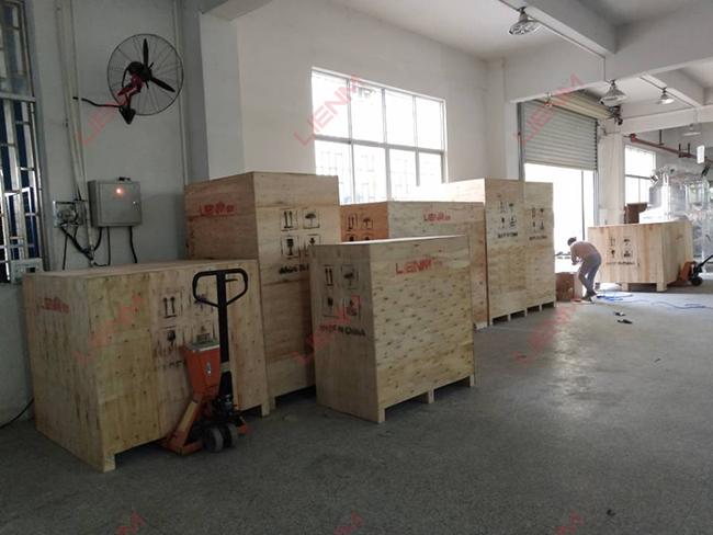 气雾剂灌装设备,气雾灌装机,联盟机械