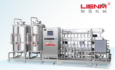 LM-RO-C 全自动智能型RO反渗透膜水处理设备