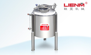 Double layers storage tank