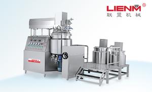 LM-S-ZRG-A真空均质乳化机(下均质/200L)