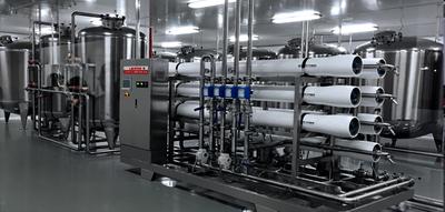 化妆品机械水处理设备