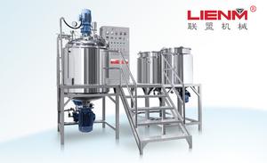 LM-G-ZRG-A固定式真空均质乳化机