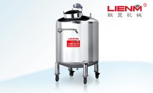 LM-YMJ移动式密封气动搅拌储罐