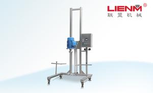 LM-YSF移动式气动升降分散机