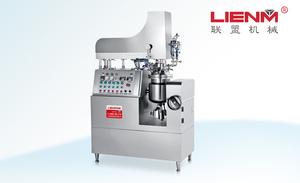 LM-S-ZRG-D实验室真空均质乳化机(单向搅拌)