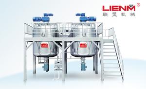 LM-JBJ-B液洗搅拌锅(组合锅)
