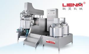 LM-S-ZRG-B可倾式内外循环真空均质乳化机