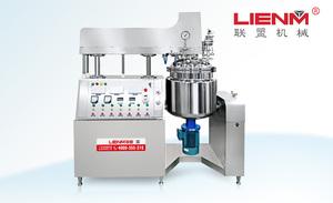 LM-S-ZRG-A真空乳化机(下均质/100L)